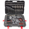 "215 Piece Professional Socket Set - 1/2"" 3/8"" 1/2"" DR / Spanners / Torx + More"