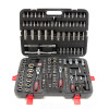 "191 Piece Professional Socket Set - 1/2"" 3/8"" 1/2"" DR + More"