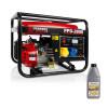 2.8 KVA / 2.8KW 6.5HP DC Petrol Generator - 110V / 240V / 12V / 50HZ