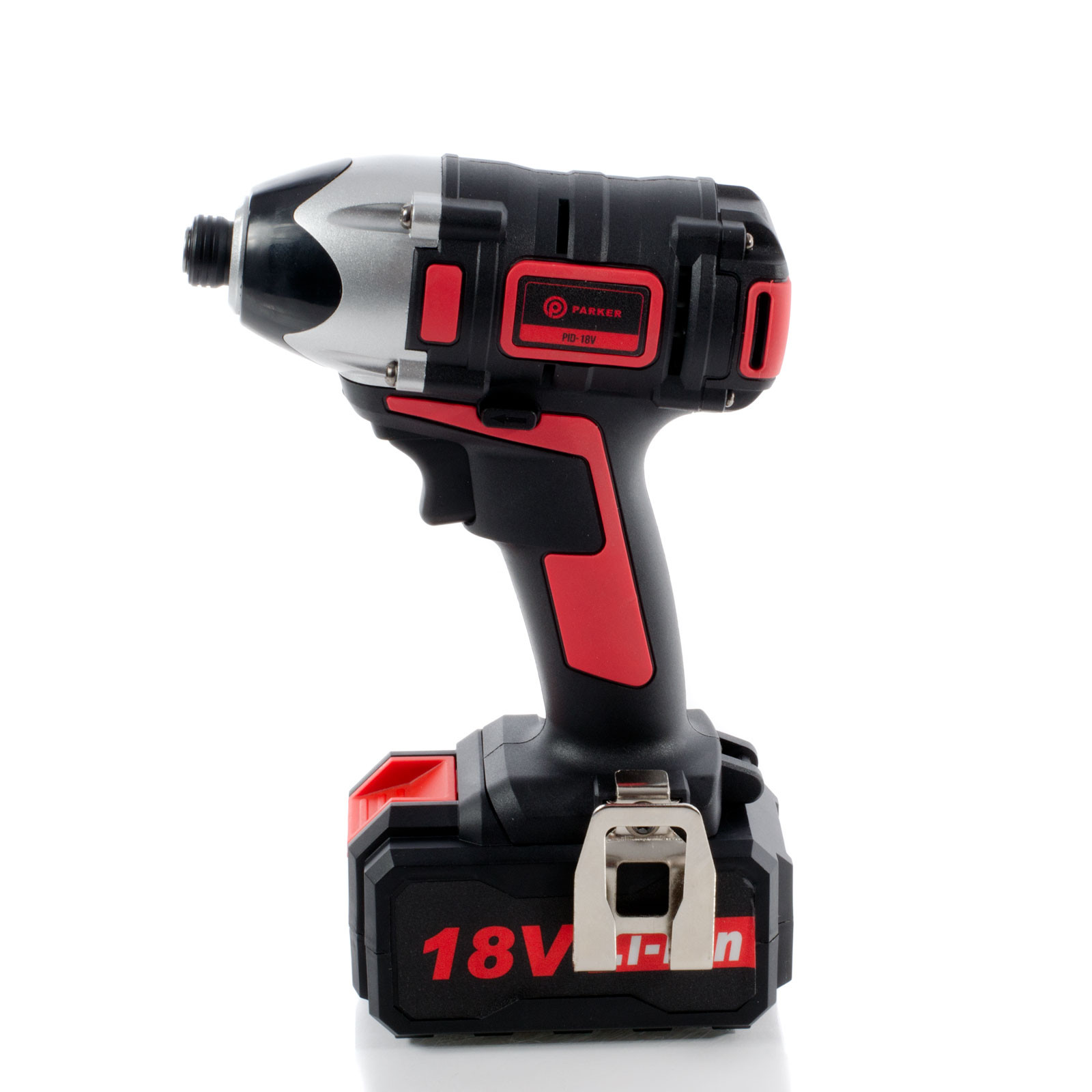 cordless impact driver 18v 3 0ah li ion in cordless. Black Bedroom Furniture Sets. Home Design Ideas