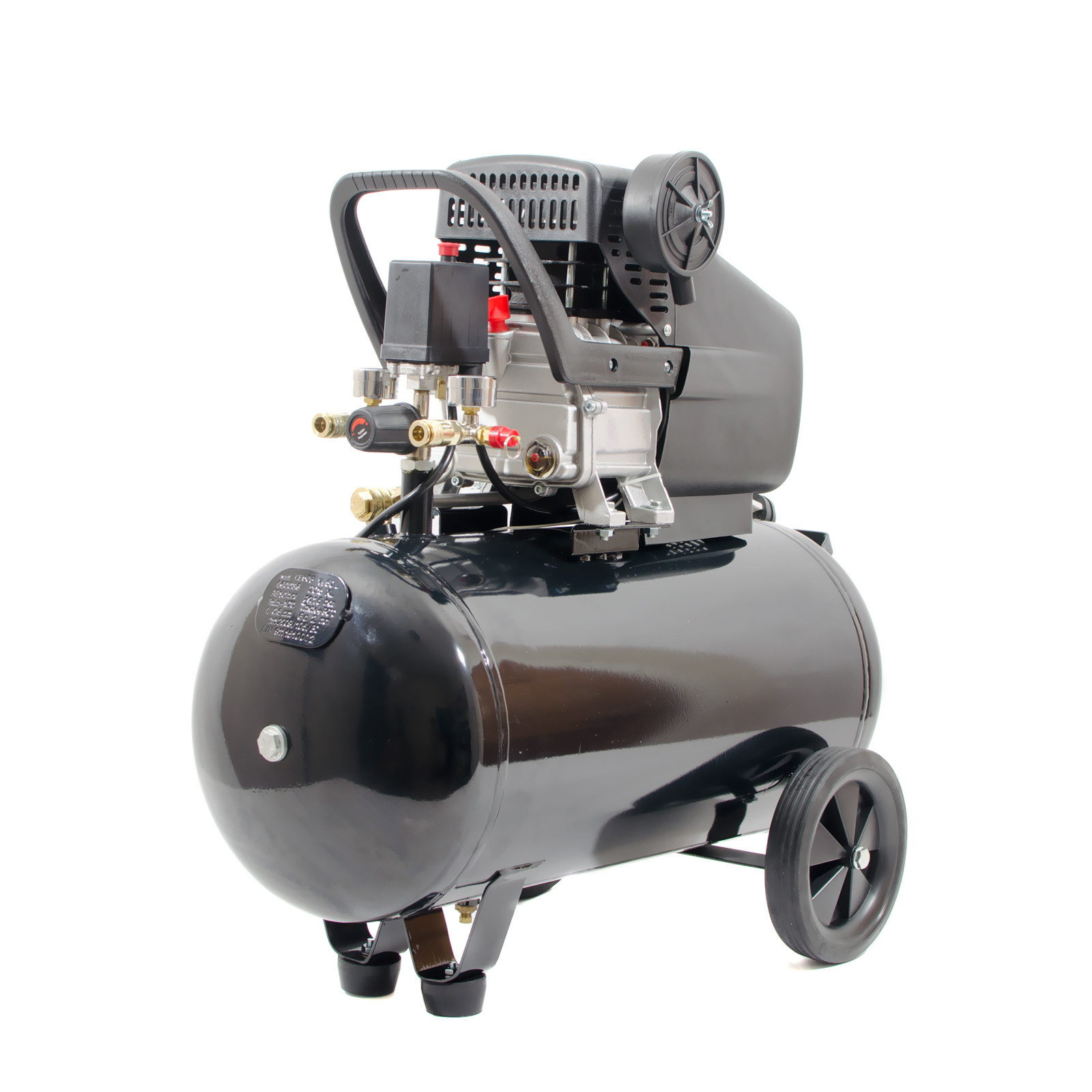 50 Litre Air Compressor 9 6 Cfm 2 5 Hp 50l In Air