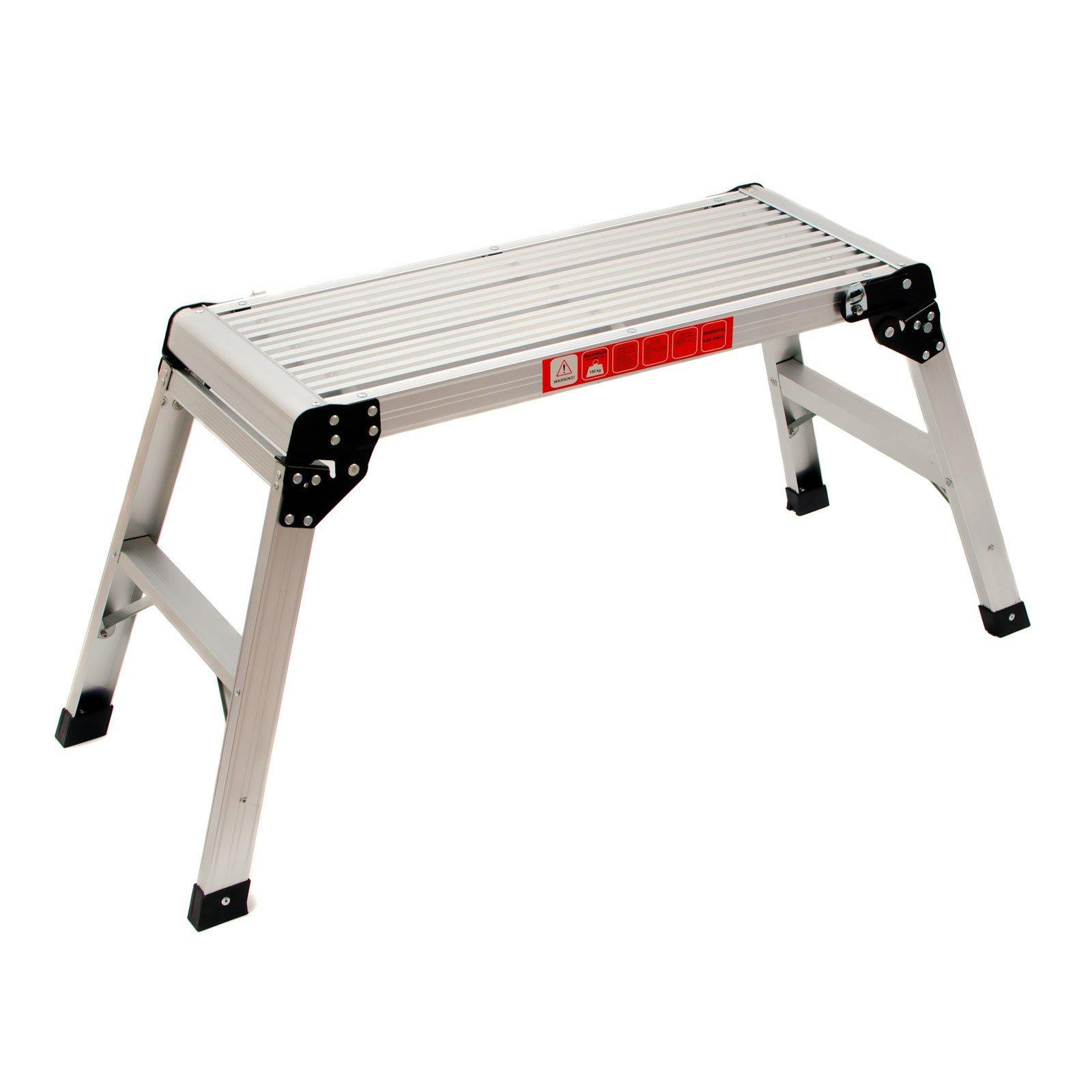 Work Platform Step Ladder Parkerbrand