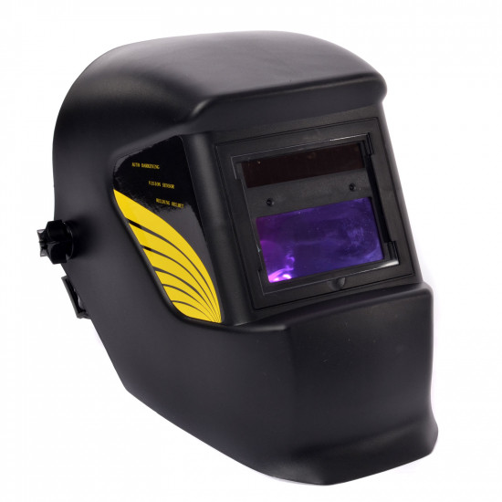 Automatic Solar Powered Self Darkening Welding Mask
