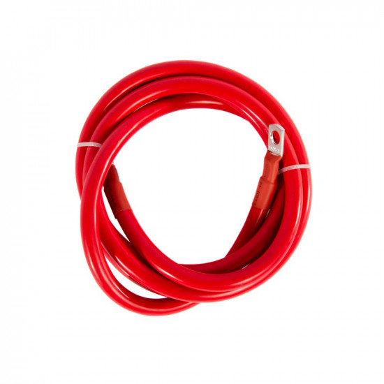 Long Red Cable (PEW-12V-13500)