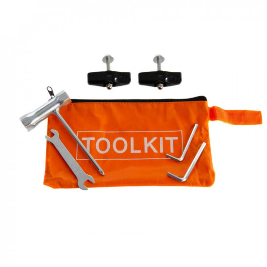 Petrol Garden Brush Cutter Toolkit