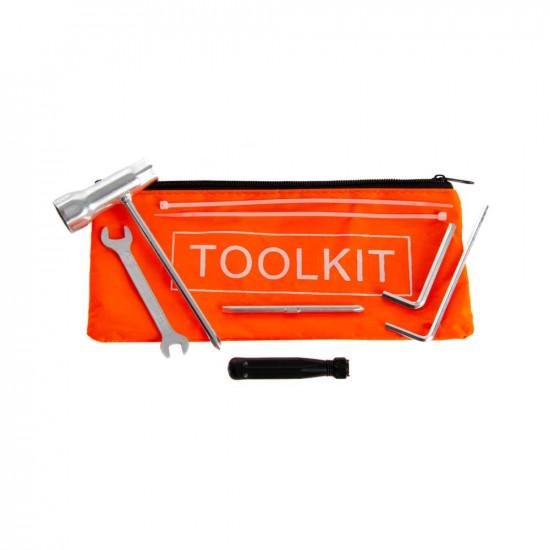 Petrol Garden Multi Tool Toolkit