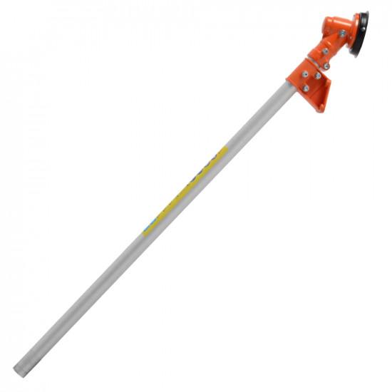 Replacement Petrol Garden Brush Cutter Shaft & Lower Gear Case / Hub (7 Spline)