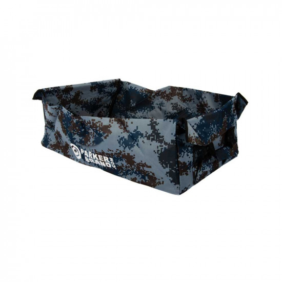 Blue Digital Camouflage Bag (PMTC-4208B)