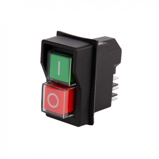 6 Pin On / Off Switch (PTS-250)