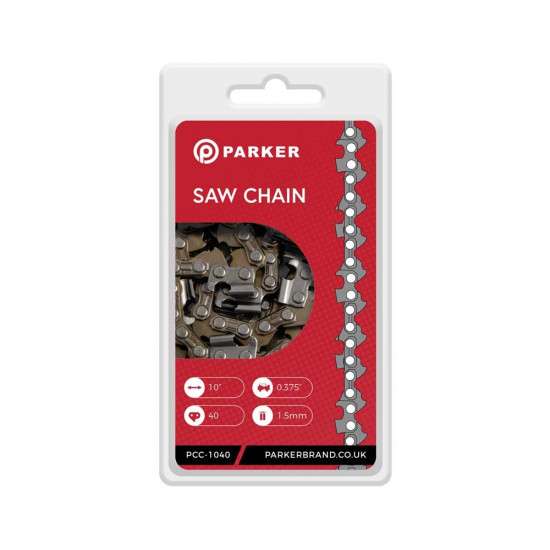 "10"" Chainsaw Chain - 40 Link"