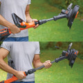 Black & Decker STC1820PC 18v Li-Ion Cordless Strimmer