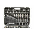 215 Piece Professional Socket Set + Torque Wrench