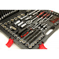 "215 Piece Professional Socket Set - 1/2"" 3/8"" 1/2"" DR / Ratchet Spanners / Torx + More"