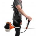 52cc Petrol Garden Brush Cutter, Grass Trimmer + Oil
