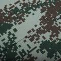Green Digital Camouflage Bag (PMTC-4208B)