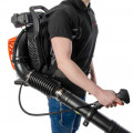 65cc Petrol Backpack Leaf Blower, Extremely Powerful - 210MPH (MK-II)