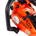 "26cc 10"" Petrol Top Handle Topping Chainsaw + 2 x Chains + Oils + More"