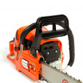 "62cc 16"" Petrol Chainsaw + 2 x Chains + More"
