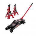 2 Ton Trolley Garage Jack & 2 Ton Axle Stands Kit