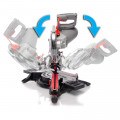 "255mm (10"") Sliding Compound Double Bevel Mitre Saw"