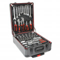 399 PCS Ultimate Tool Kit / Socket Set / Screw Drivers / Ratchet Spanners + More
