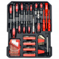399 Piece Ultimate Tool Kit / Socket Set / Screw Drivers + More