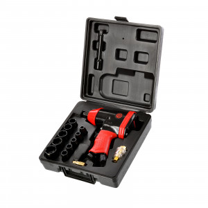 "17 Piece 1/2"" Air Impact Wrench Kit"