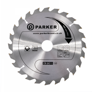 210mm Mitre Circular Saw Blade (24-Tooth)