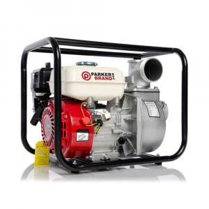 """3"""" Petrol Water Pump - 6.5HP 4 Stroke Engine"""