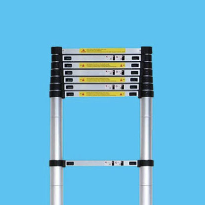 Telescopic Ladders: Cut the Charlie Chaplin Antics!