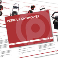 All New Lawnmower Manuals
