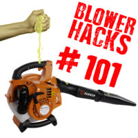 Life Hacks for the ParkerBrand Leaf Blowers