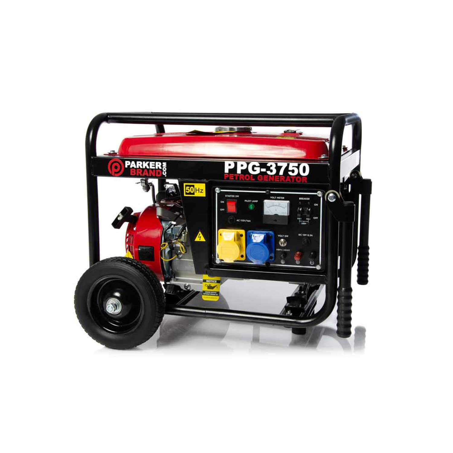 Our PPG-3750 is powerful and portable. You win.