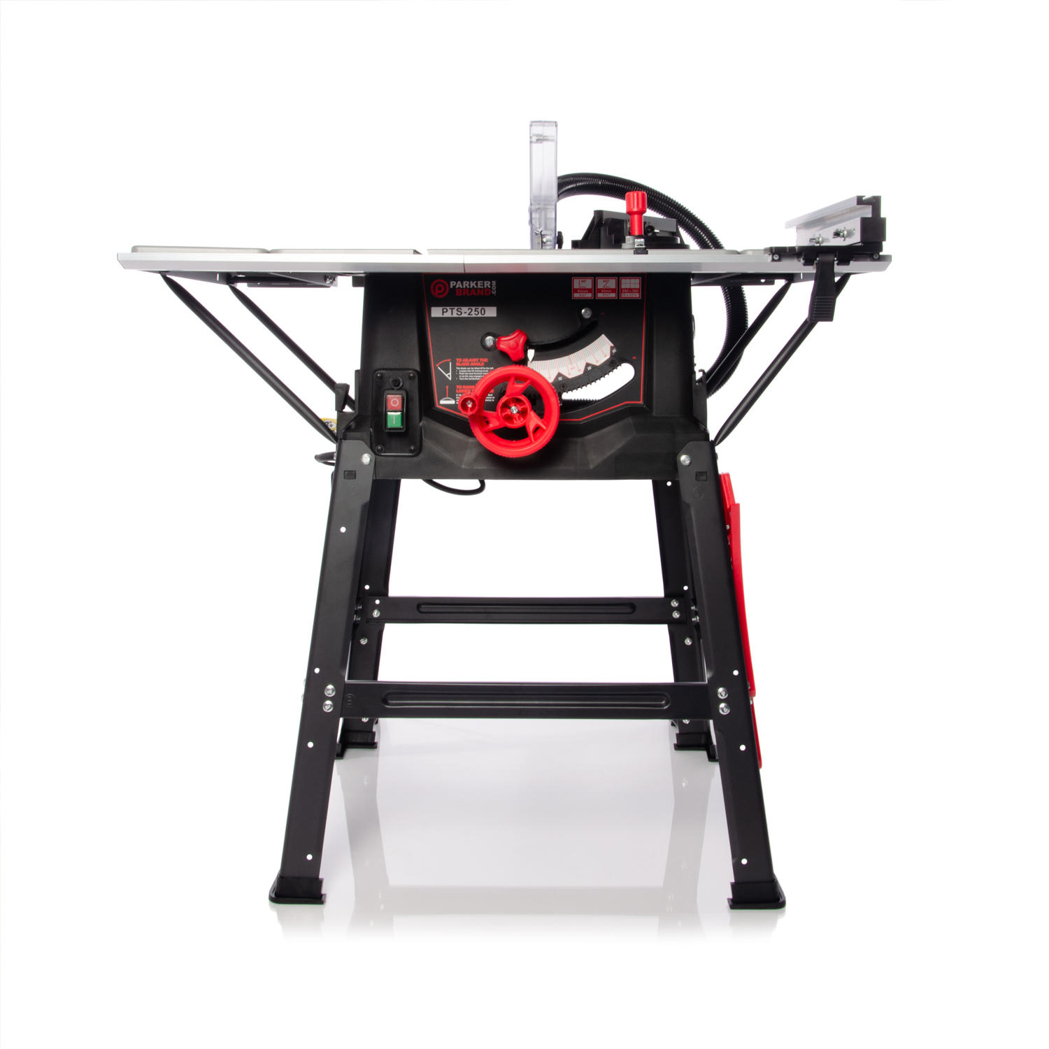ParkerBrand PTS-250: Get More From Your Table Saw