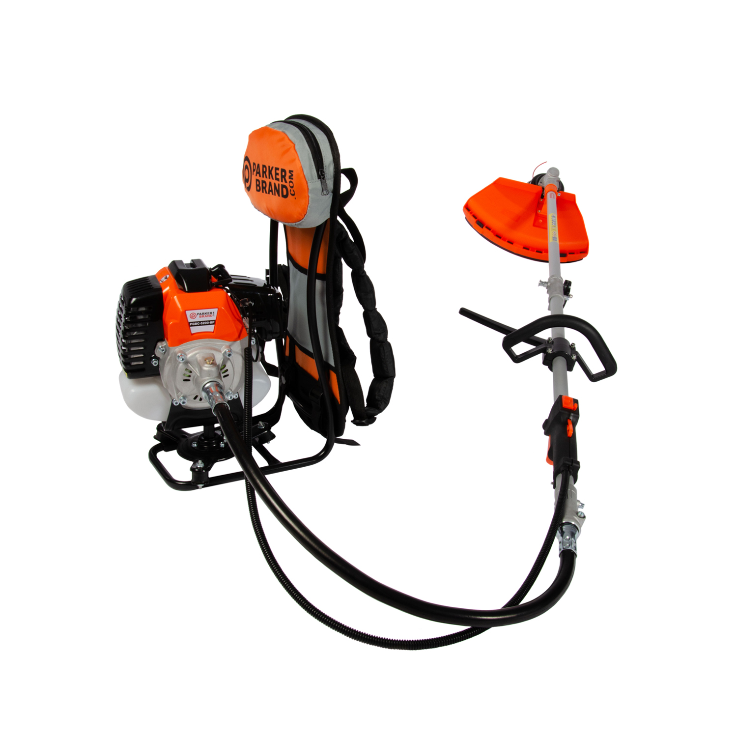Back the Back Pack Brushcutter; it's a Winner!