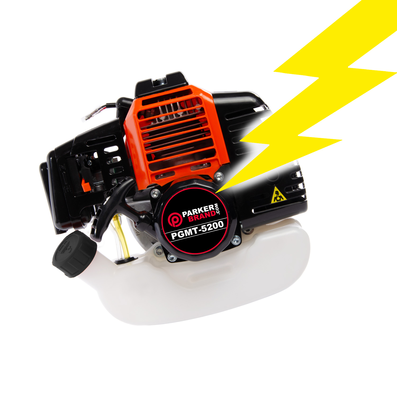 52cc Engines: Hi-Tech New Spec