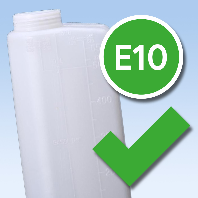 E-10 Petrol: Fine by us.